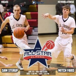 Striv All-Star Basketball Classic JCC